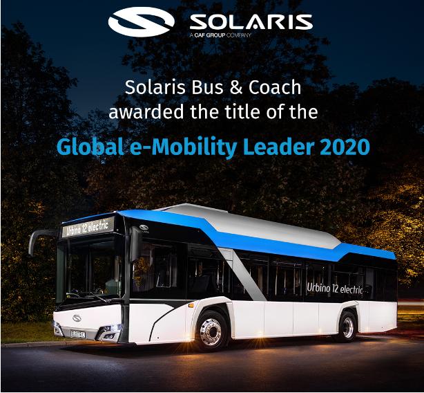 VALIANS - Solaris – leader mondial de l'électromobilité